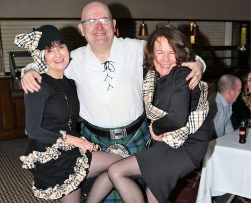 Rabbie Burns Weekend @ Harvey's Point
