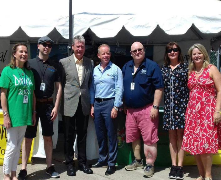 Memories of Milwaukee Irish Fest - Donegal Tourism