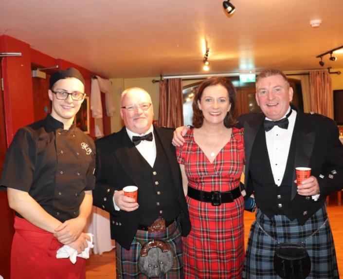 Burns Supper Celebrations 2020 Cashelard